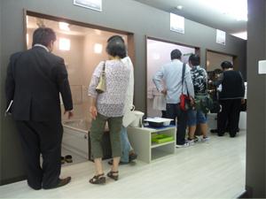 「新潟市民リフォーム祭」イベントの様子