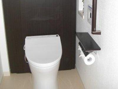 ■ トイレ改修工事 ■  トイレ工事 / 手摺取付 etc