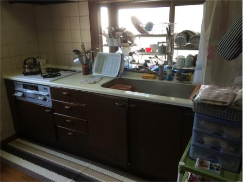 キッチン:施工前