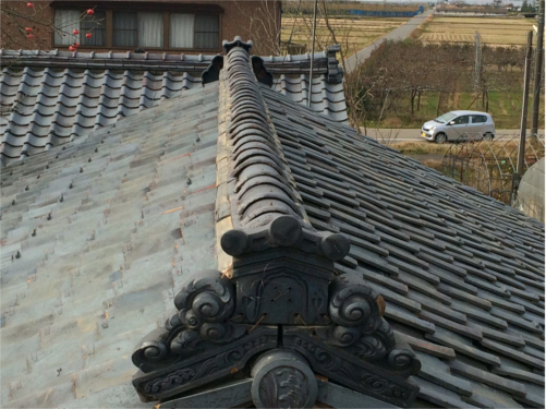 冬に備えて屋根リフォーム!