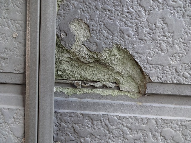外壁張替工事:施工前