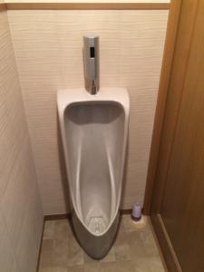 キレイで便利なおトイレ