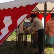 新潟市東区・地鎮祭