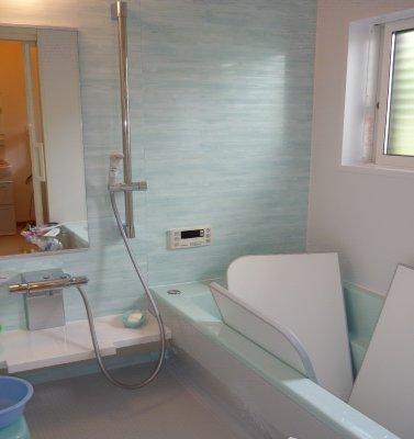 浴室が大変快適!
