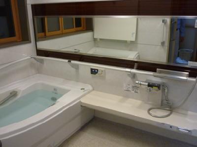 暖かくてとてもきれいになったお風呂