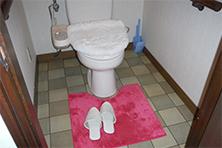 1F トイレ リフォーム Before