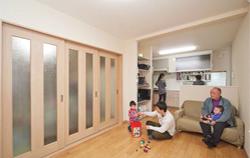 二世帯住宅イメージ写真
