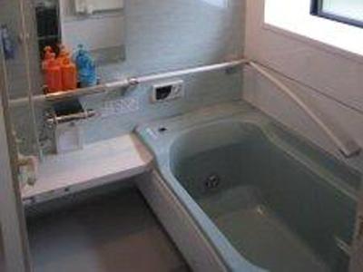 常夏シャワーは浴室全体が暖かく!
