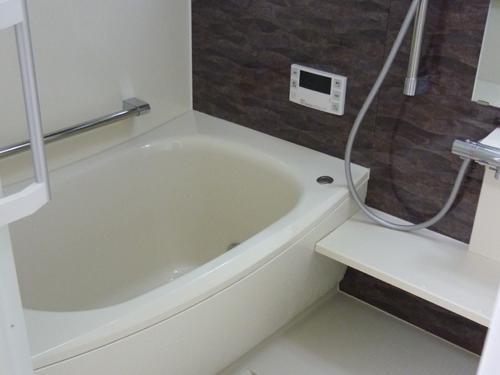 浴室、洗面所 ~落ち着くお風呂~