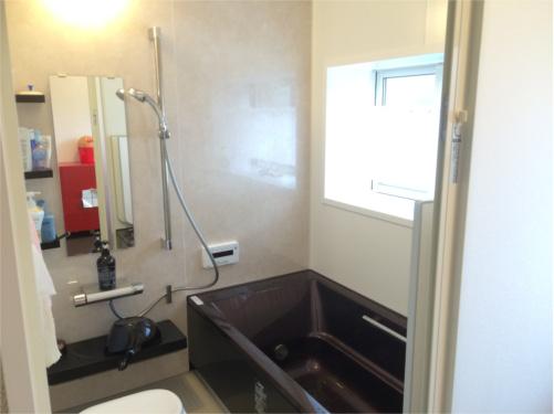 浴室:施工後