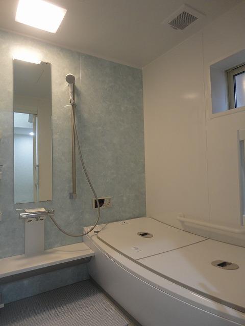 間取りも替えて、浴室リフォーム!!
