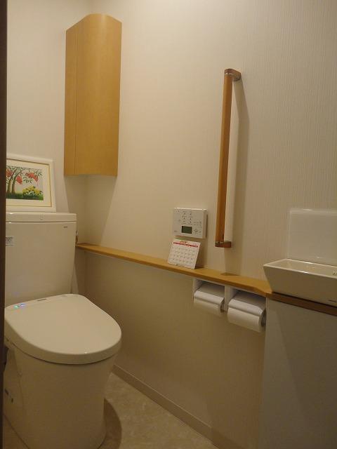 トイレ:施工後
