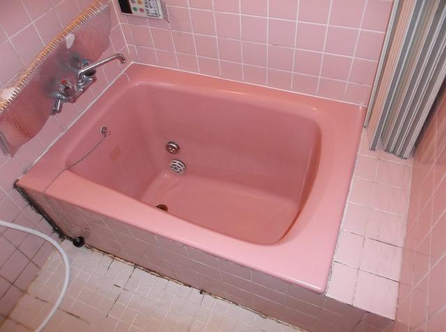 浴室入替え工事:施工前