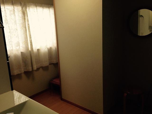3階(物干し場・洗面室・居室):リフォーム前