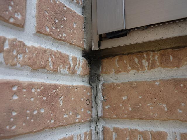 外壁劣化:汚れ