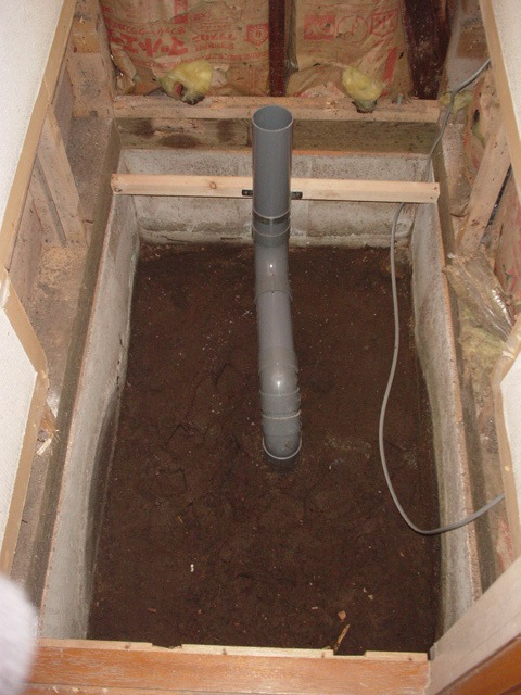 トイレ入替え工事:施工後
