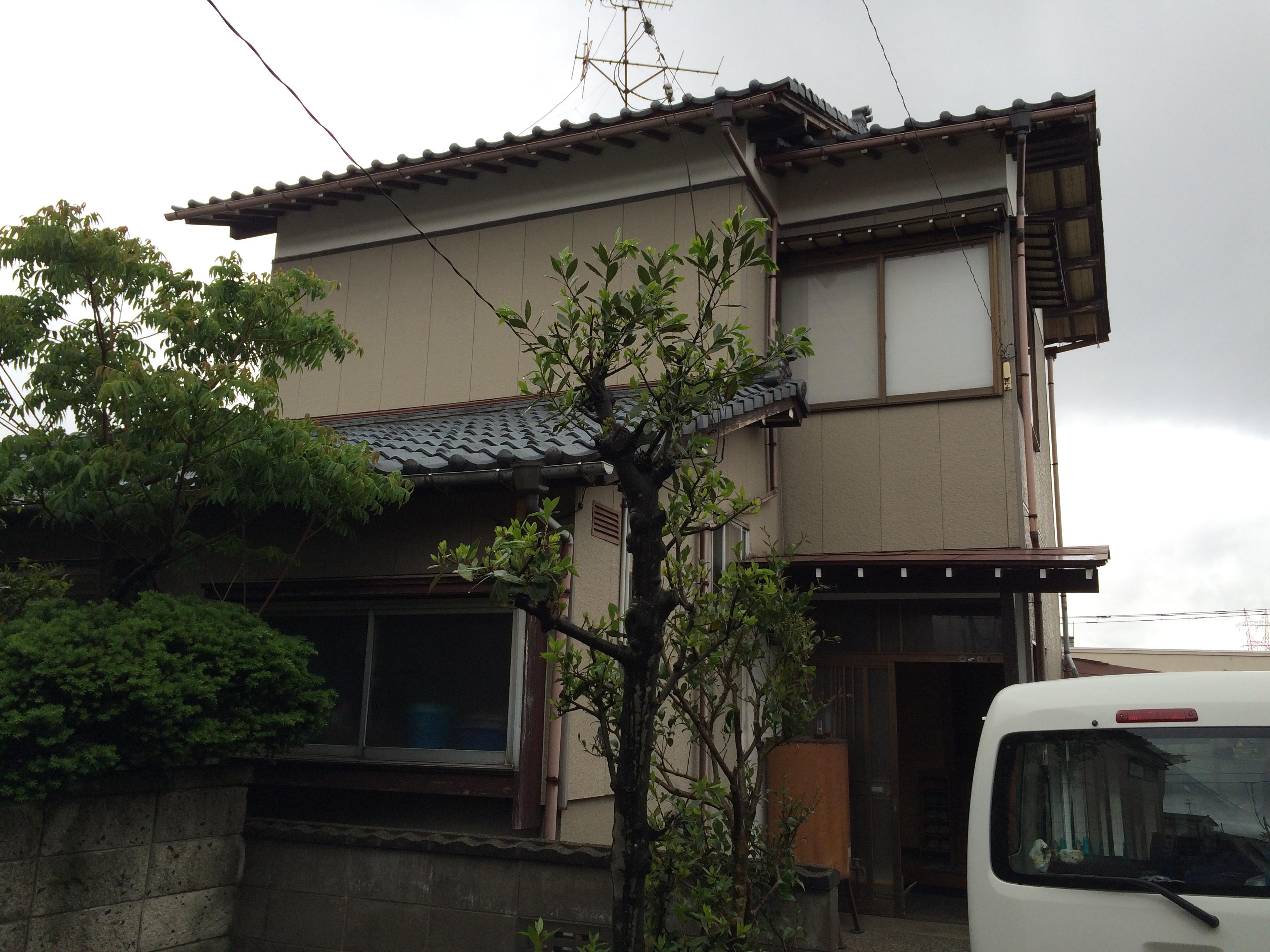 新潟市減築工事・ビフォー