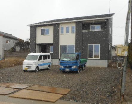新潟市西区外構工事・ビフォー