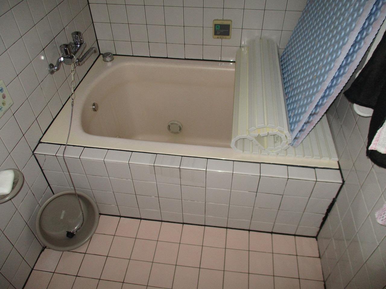 新潟市東区浴室改修・ビフォー