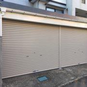 新潟市西区 車庫改修工事