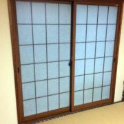新潟市南区 内窓設置工事