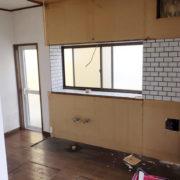 新潟市西区 キッチン改修工事