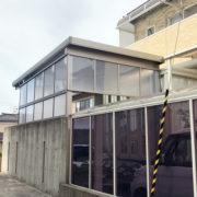 新潟市西区 カーポート新設工事