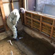 新潟市西区 浴室改修工事