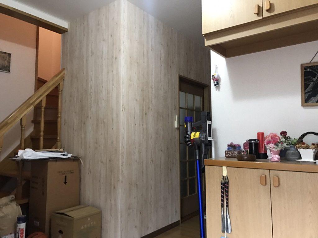 新潟市中央区 内部改修工事|ハートライフDaiken