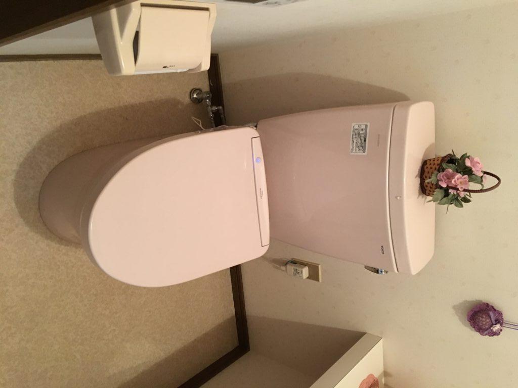 新潟市西区 トイレ交換工事