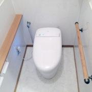 新潟市江南区 トイレ交換工事・アフター