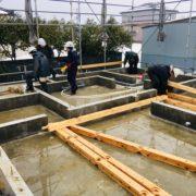 新潟市東区 新築工事