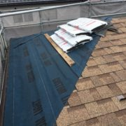 屋根カバーリング写真