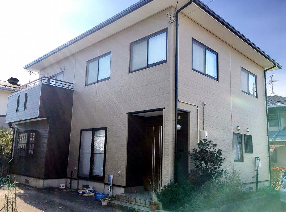 外壁・屋根・玄関ドア 外装をフルリフォーム!
