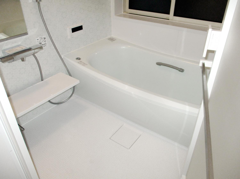 中古住宅のお風呂リフォーム