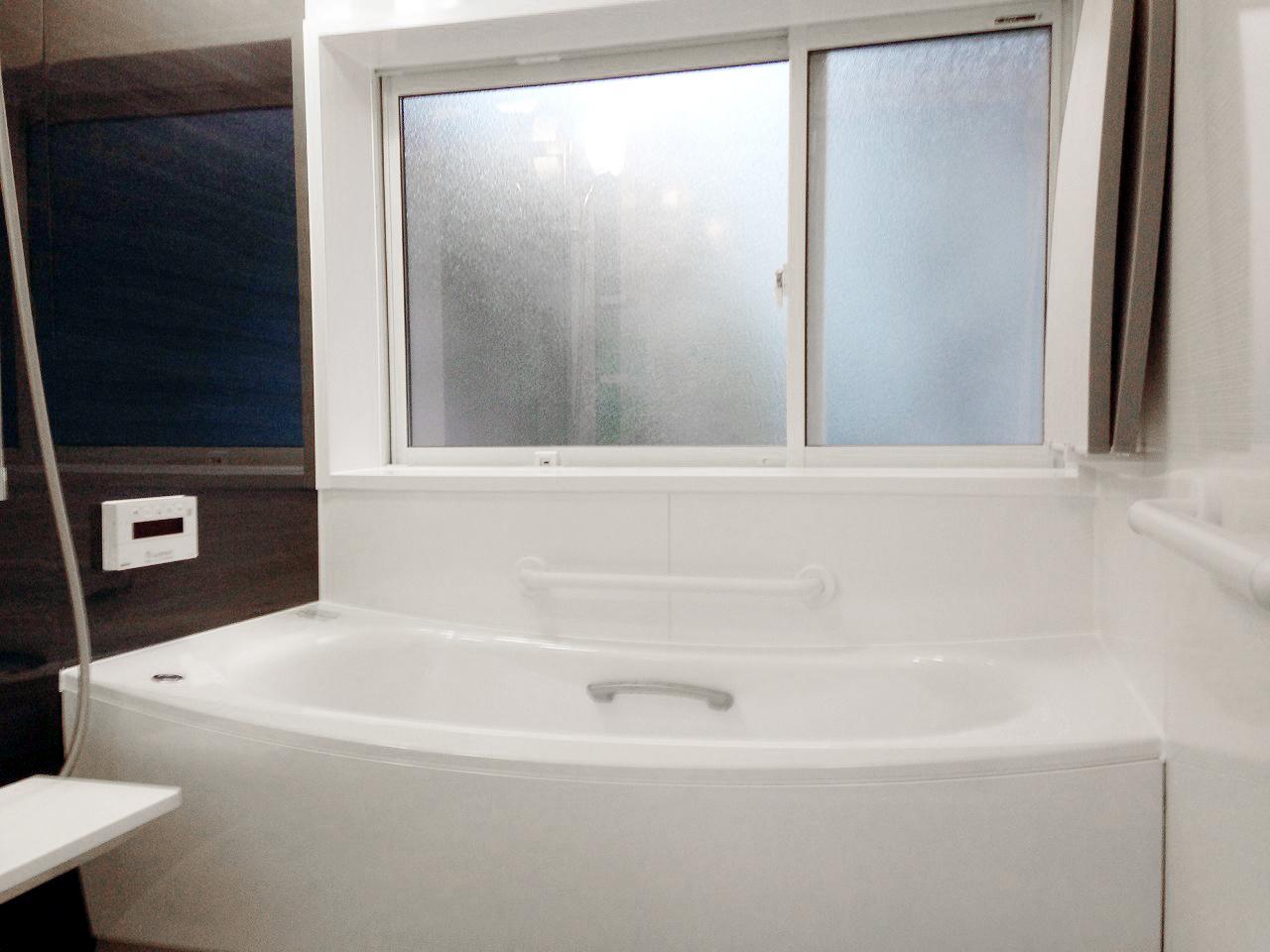 バリアフリーお風呂リフォーム