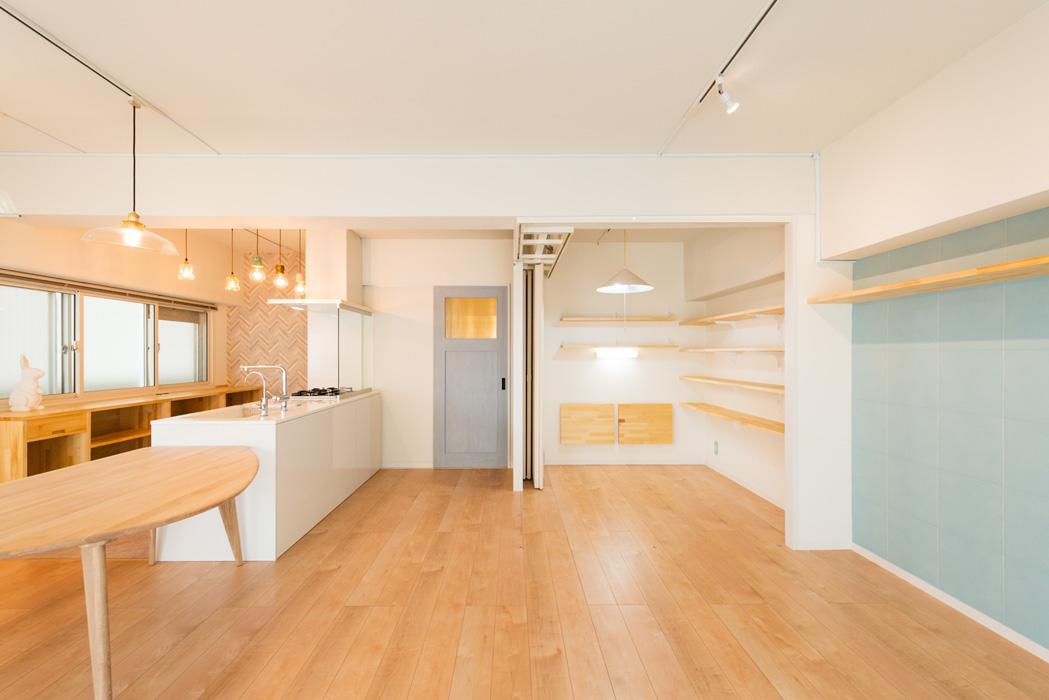 築40年のマンションをリノベーション