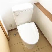 トイレ入替工事:アフター