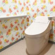 トイレ改修工事:アフター